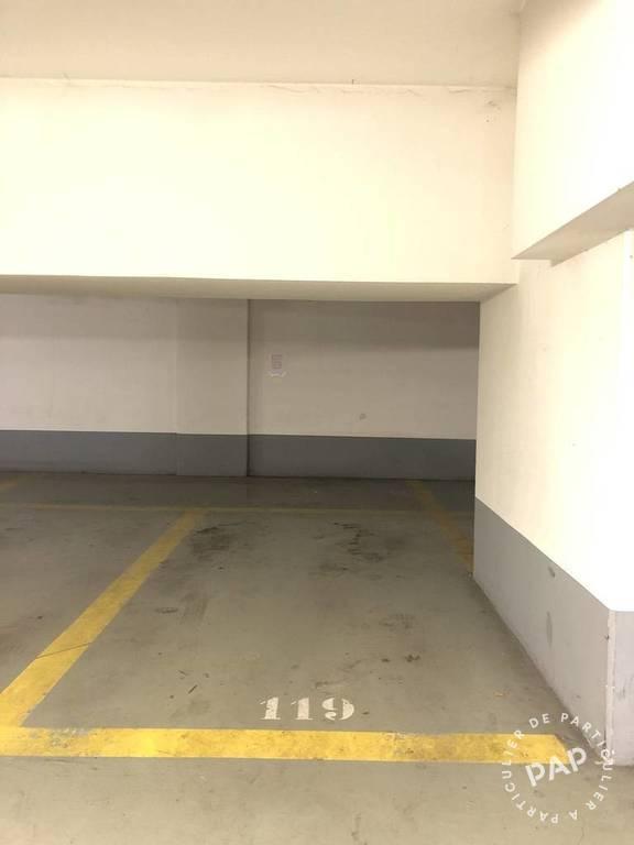 Location Garage, parking Paris 3E (75003)  180€