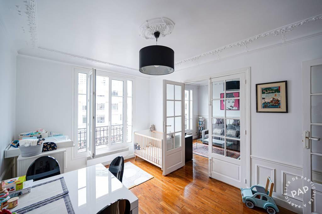 Vente Appartement Paris 15E (75015) 58m² 830.000€