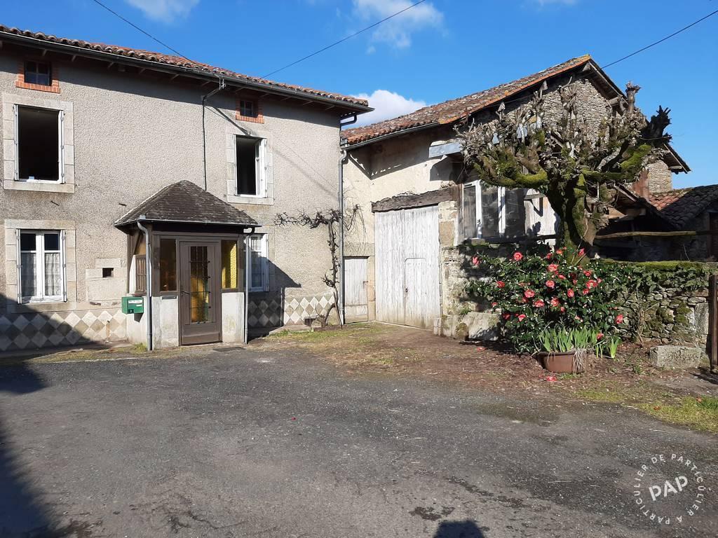 Vente Maison Veyrac (87520) 90m² 75.000€