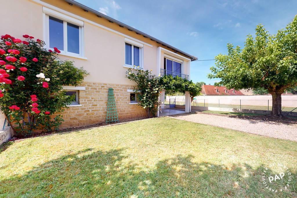 Vente Maison + Hangar En Pierre Aménageable 110m² 220.000€