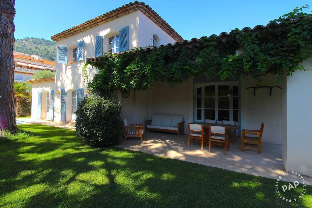 Vente maison 7 pièces Beaulieu-sur-Mer (06310)