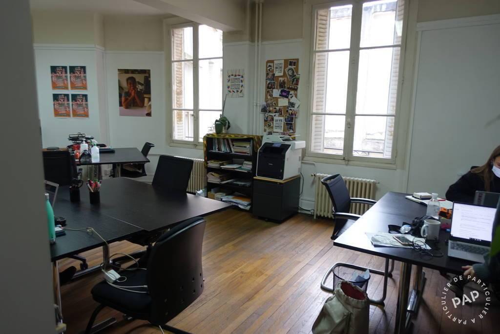 Location Bureaux et locaux professionnels Paris 2E (75002) 54m² 2.055€