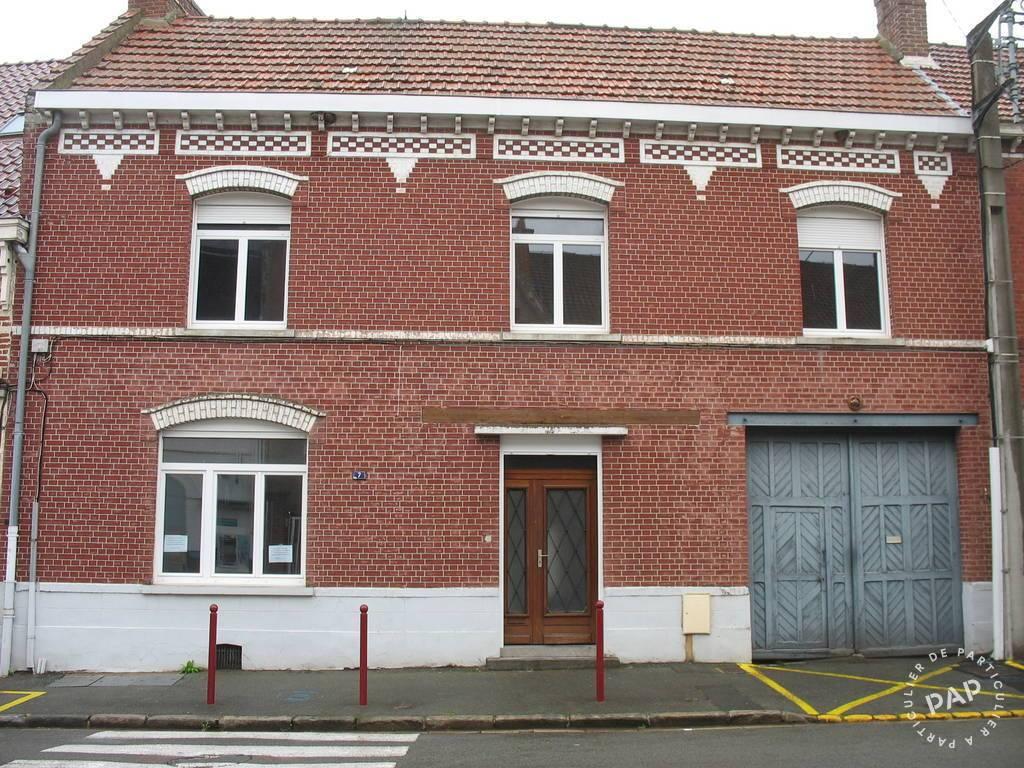 Vente Maison Vitry-En-Artois (62490) - A 7 Min À Pied De La Gare. 165m² 225.000€
