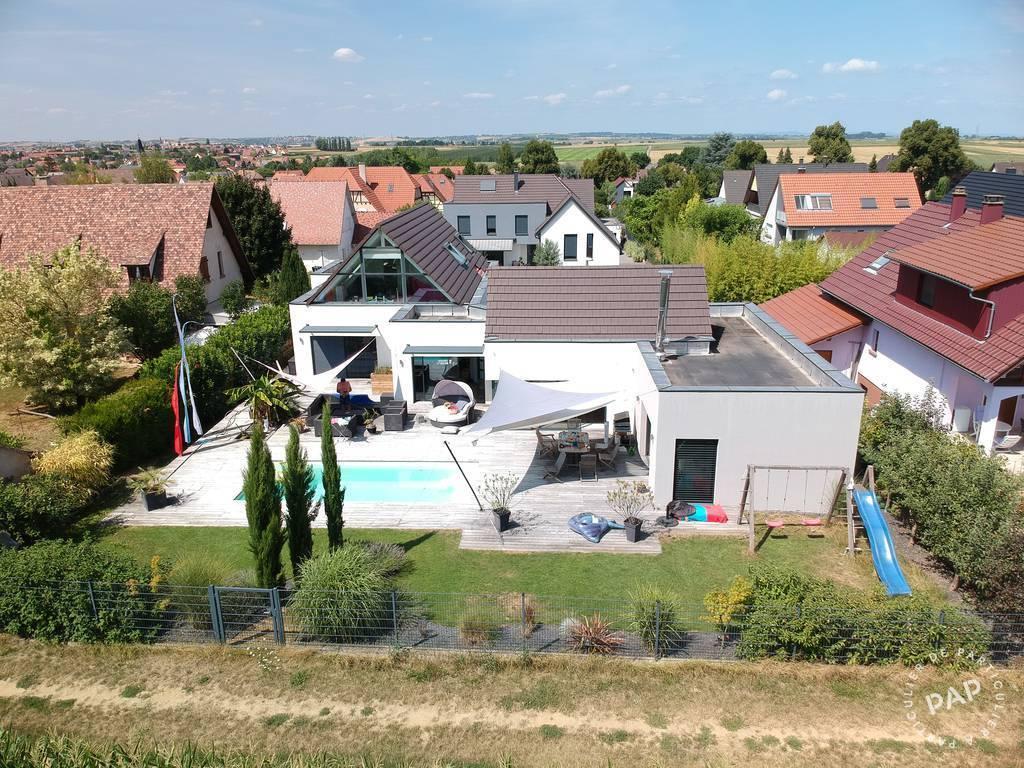 Vente Maison Stutzheim-Offenheim (67370) 265m² 1.149.000€
