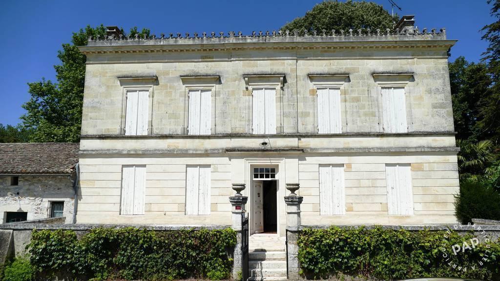 Vente Maison Montcaret (24230) 300m² 636.480€