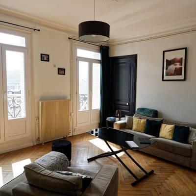 Vente appartement 5pièces 97m² Rouen (76000) - 320.000€
