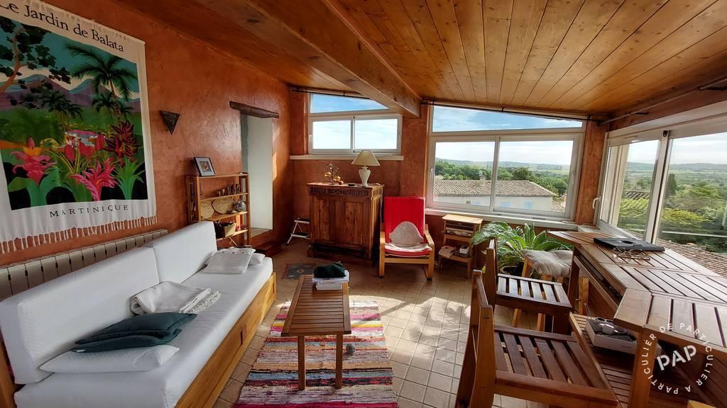 Vente Maison Aigremont (30350)
