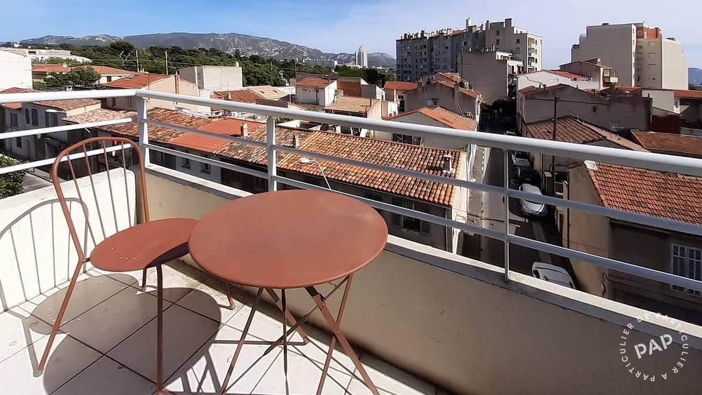 Vente Appartement Marseille 5E (13005) Balcon - Parking - Climatisé