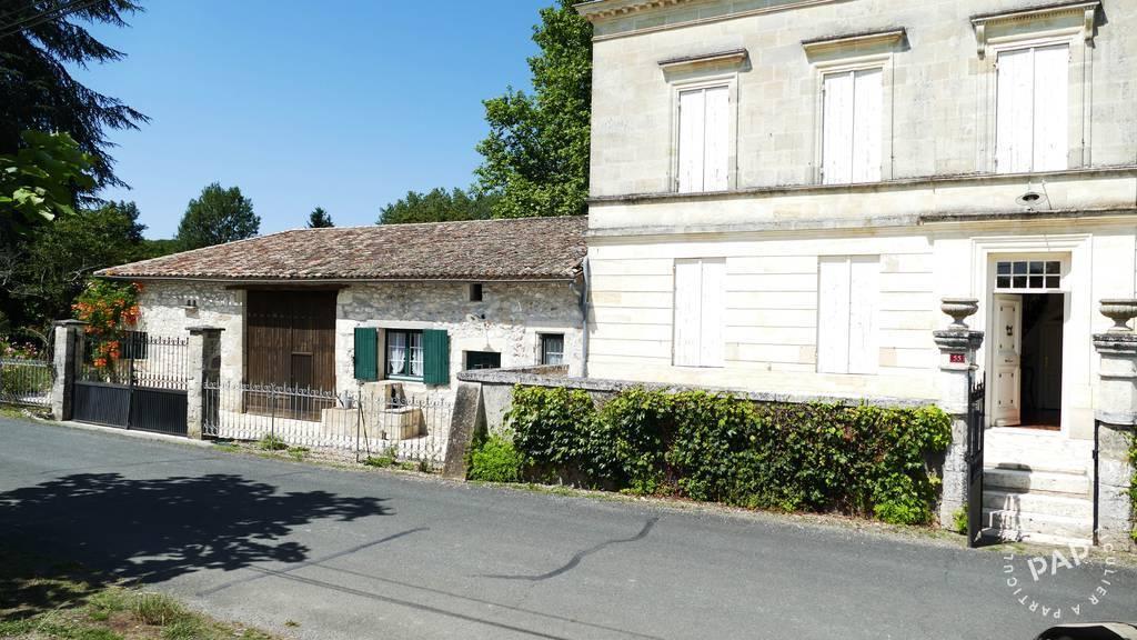 Vente Maison Montcaret (24230)