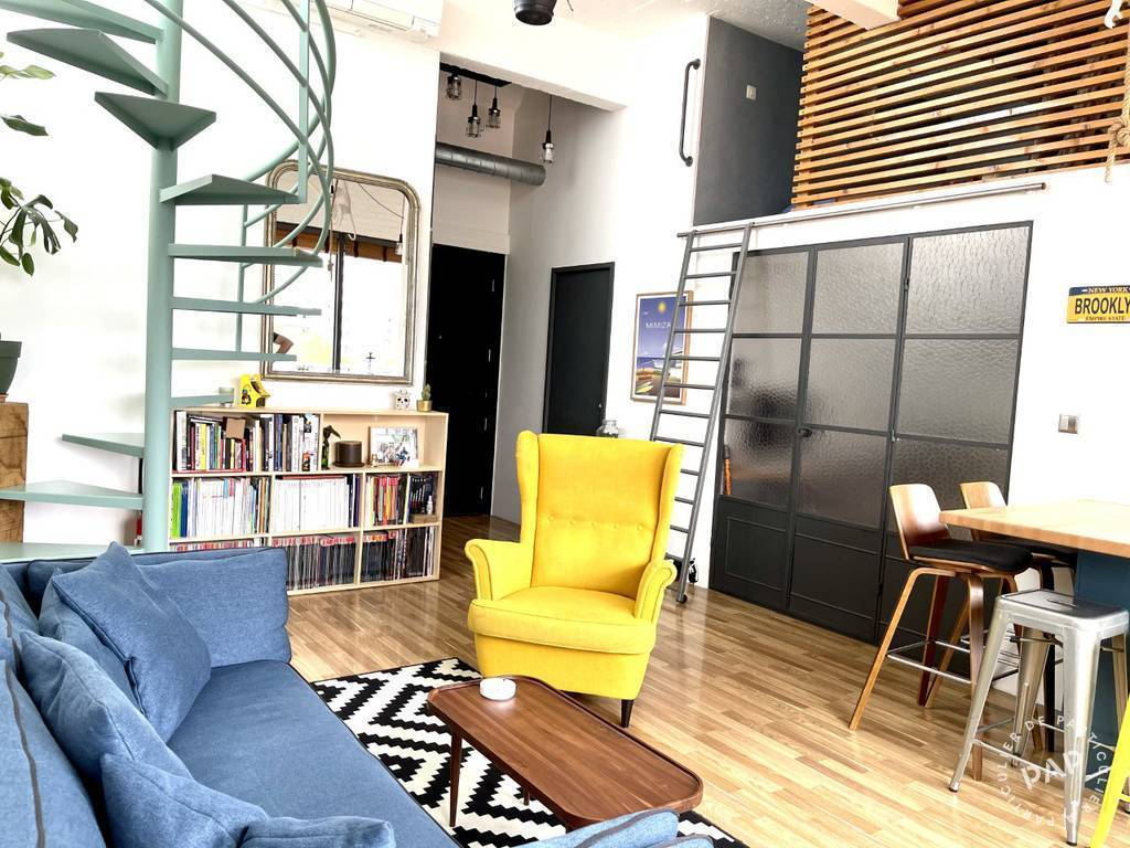 Vente immobilier 598.000€ Les Lilas (93260)
