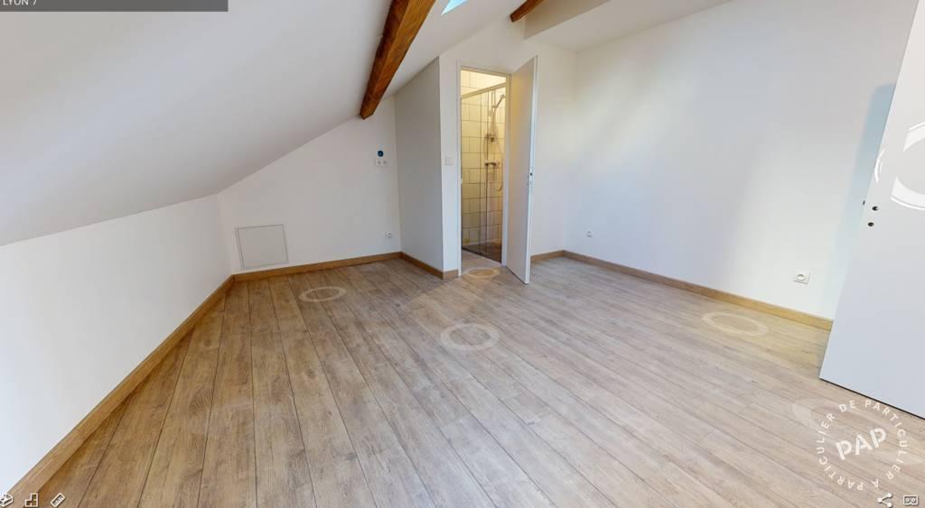 Vente immobilier 375.000€ Lyon 7E (69007)