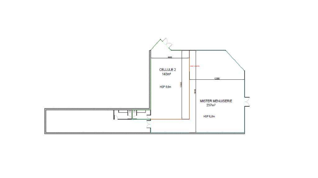 Location immobilier 1.430€ Laval (53000)