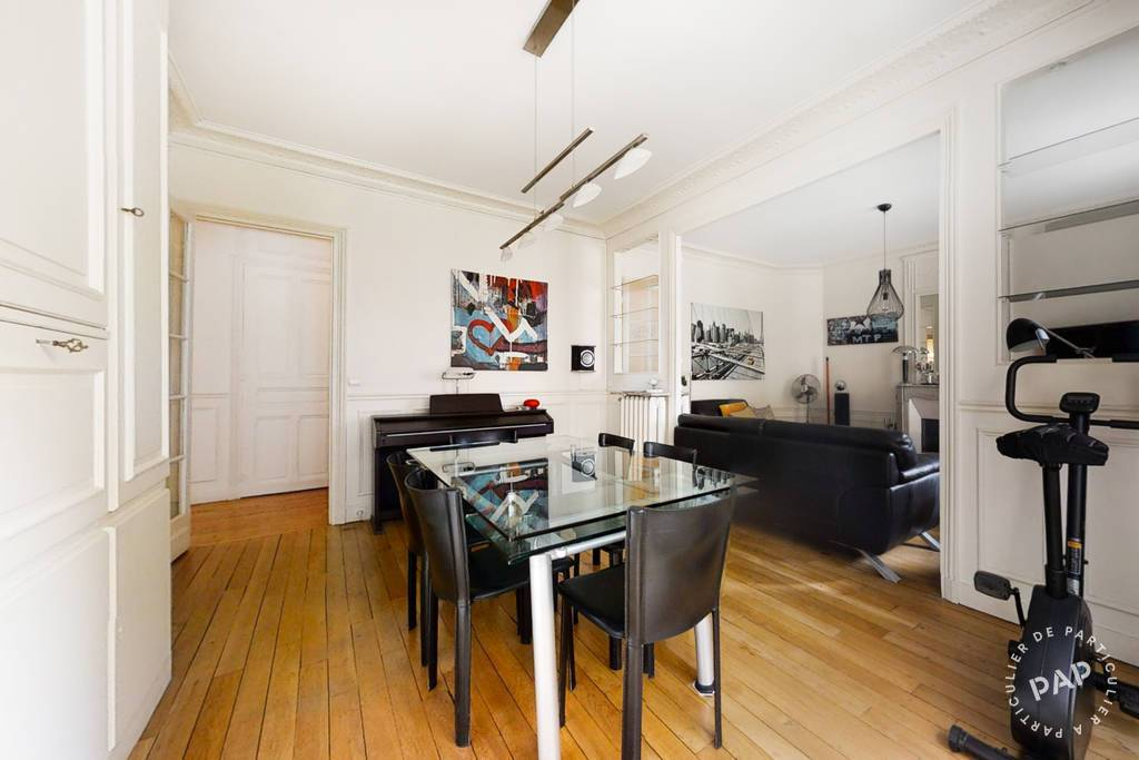 Vente immobilier 890.000€ Paris 15E (75015)