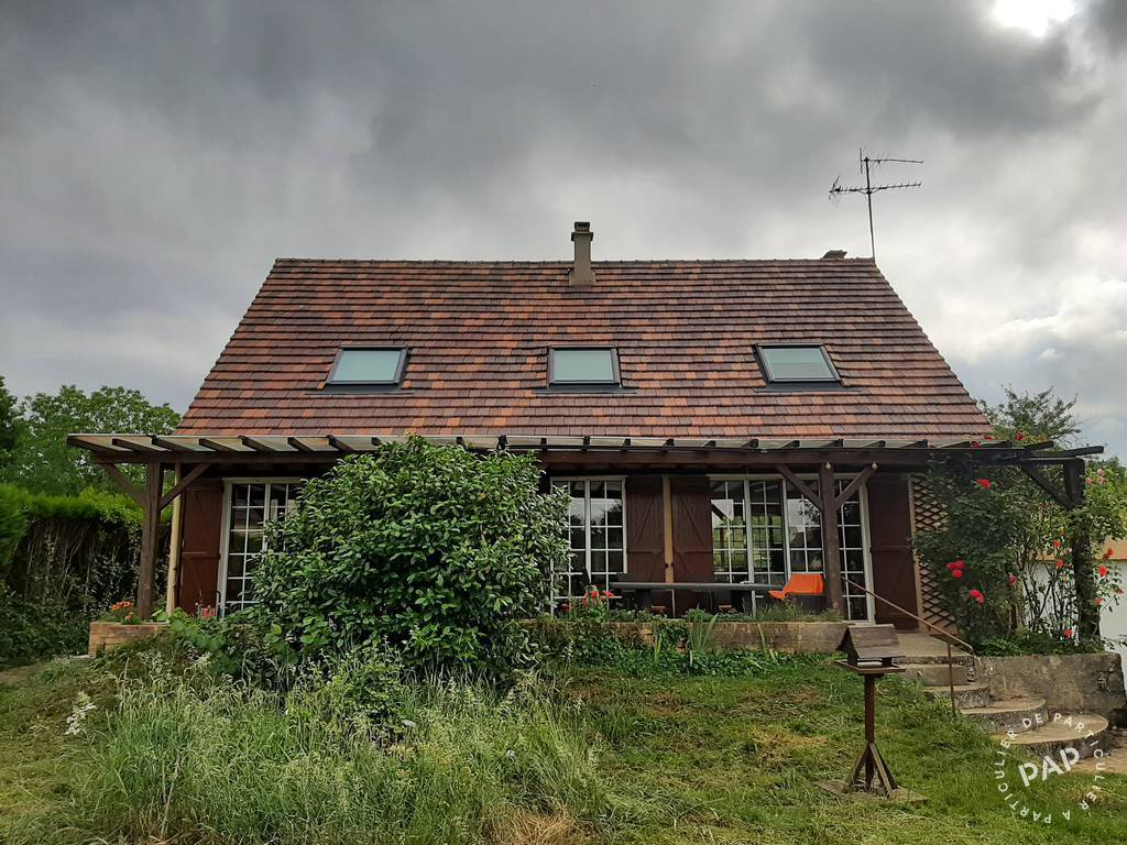 Vente immobilier 490.000€ Marines (95640)