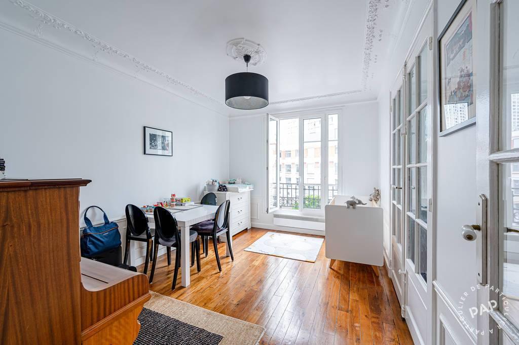 Vente immobilier 830.000€ Paris 15E (75015)