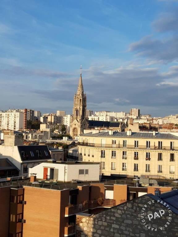 Appartement Paris 20E (75020) 120.000€