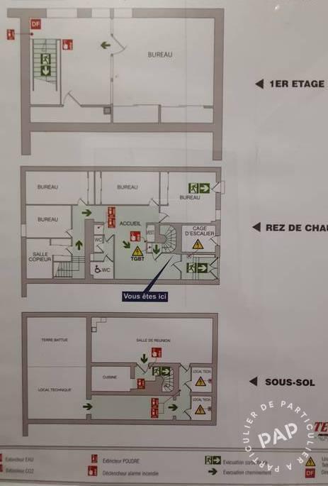 Vente et location Bureaux, local professionnel 172m²