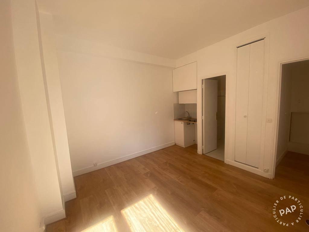 Location Appartement 18m²