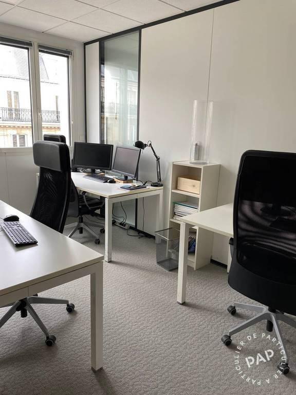 Bureaux, local professionnel 1.100€ 19m² Paris 8E (75008)