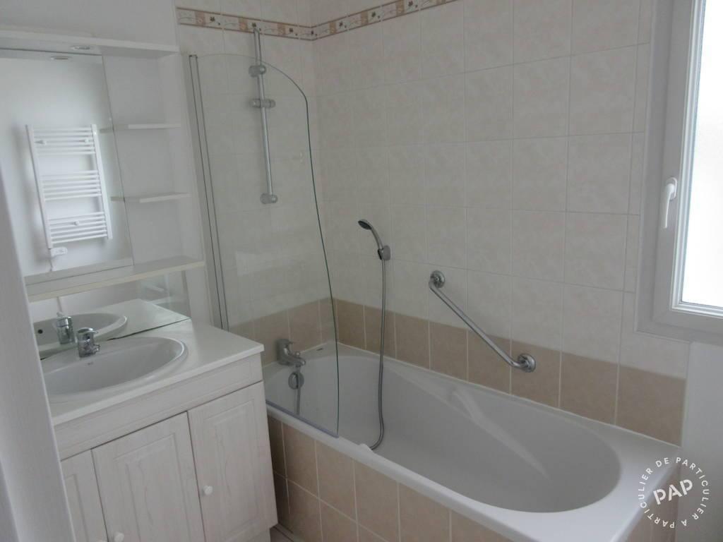Appartement 740€ 50m² Nantes (44300)