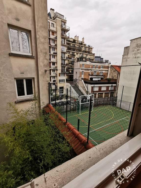 Immobilier Paris 20E (75020) 154.000€ 11m²