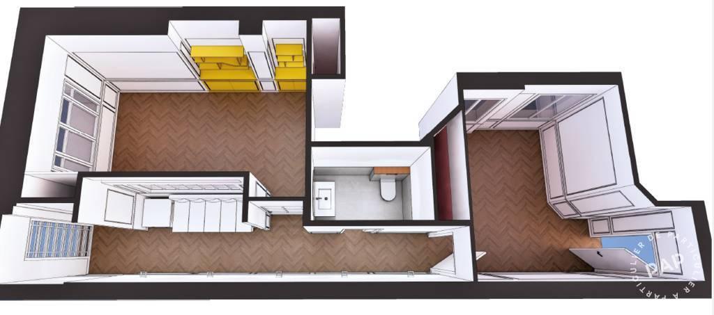 Immobilier Paris 16E (75016) 1.800€ 30m²