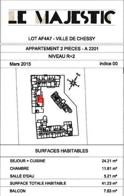 Chessy (77700)