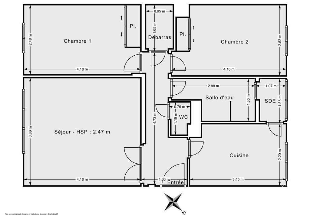 Vente Appartement Ivry-Sur-Seine (94200)