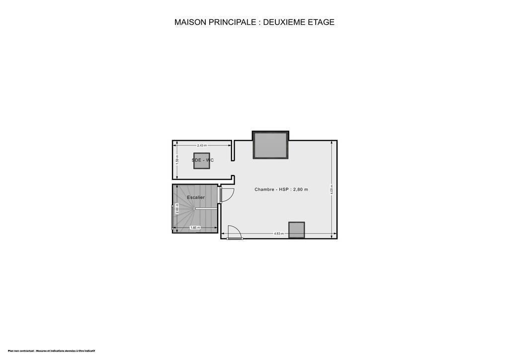 Maison Orléans (45000) 560.000€