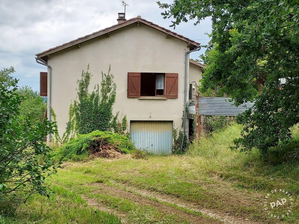 Vente Maison Lavit (82120) 89m² 160.000€