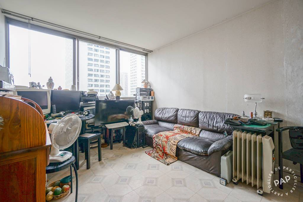 Vente Appartement Paris 13E (75013) 43m² 300.000€