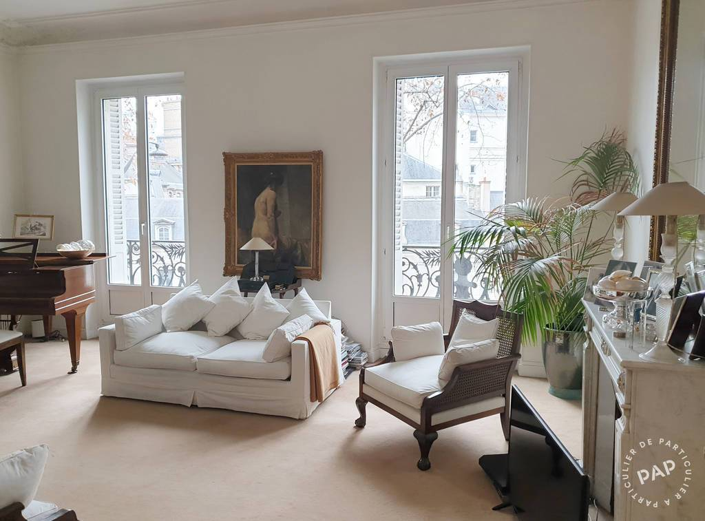 Vente Appartement Paris 7E 142m² 2.350.000€