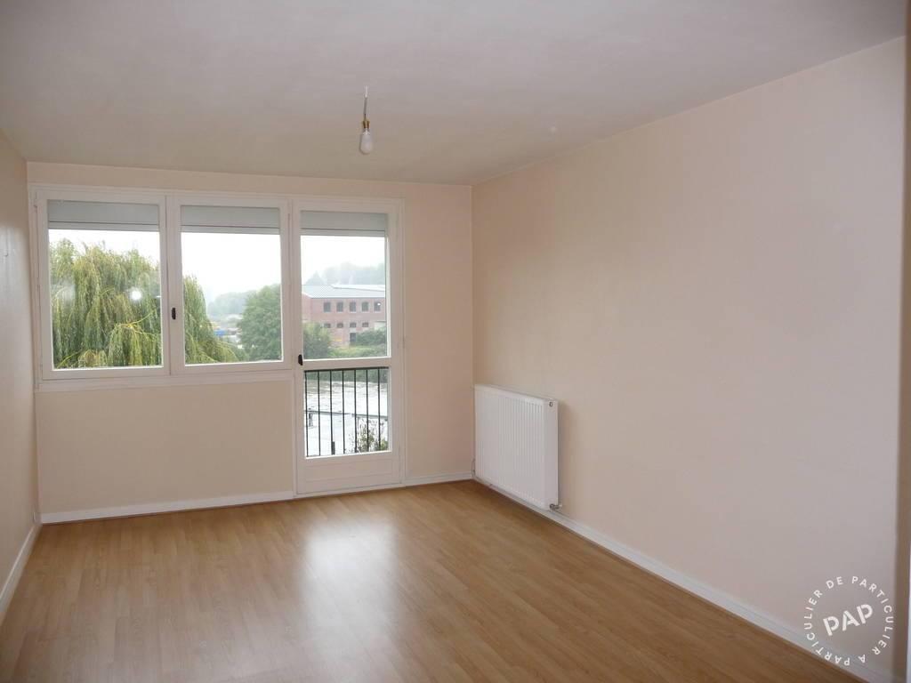 Vente Appartement Pont-Audemer (27500) 60m² 125.000€