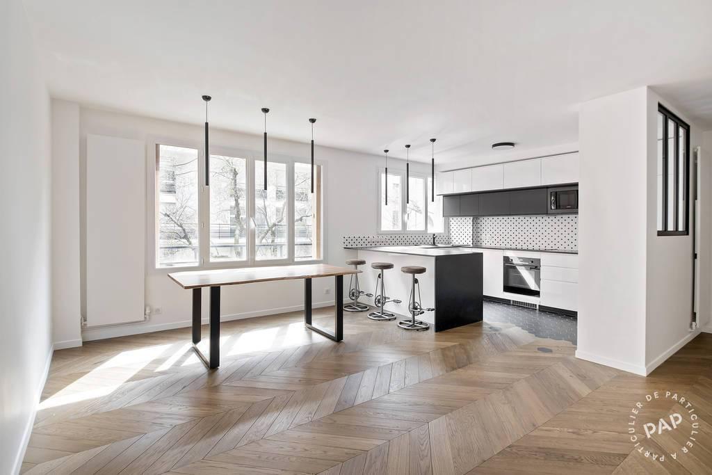 Vente Appartement Paris 12E (75012) 110m² 1.099.000€