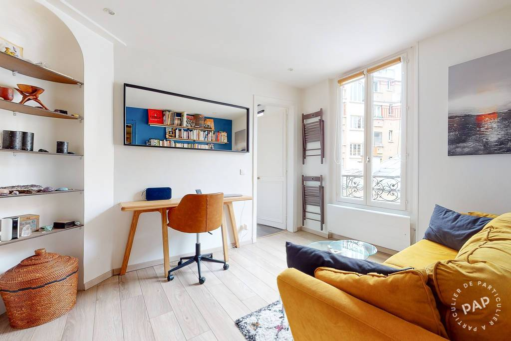Vente Appartement Paris 19E (75019) 28m² 298.000€