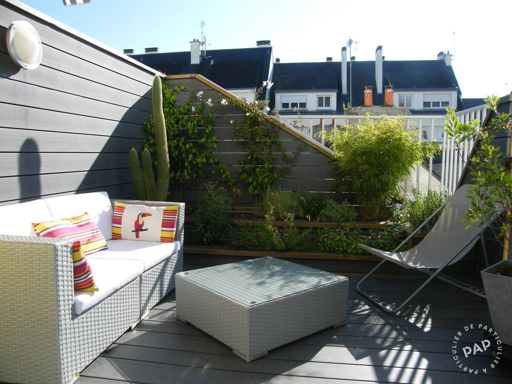 Vente appartement 3 pièces Lorient (56100)