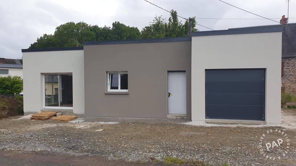 Vente maison 4 pièces Bréhal (50290)