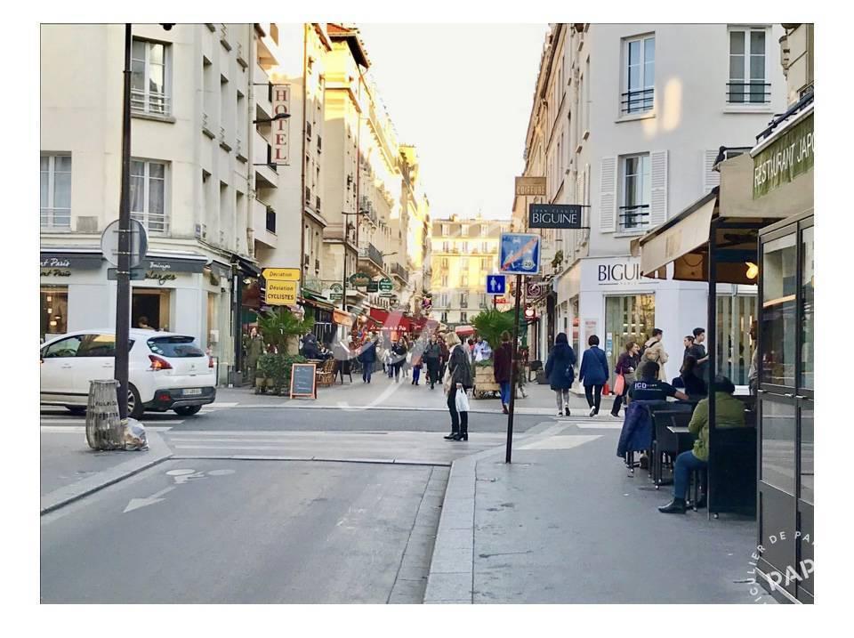 Vente et location Local commercial Paris 14E (75014) 30m² 1.900€