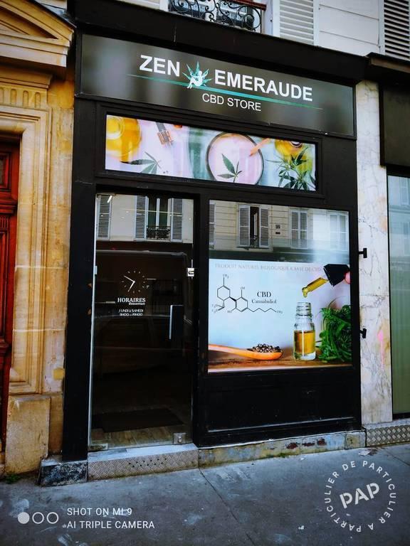 Vente et location Fonds de commerce Paris 12E (75012)  38.000€