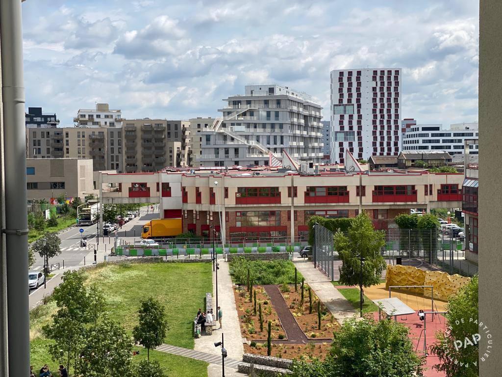 Vente Appartement Saint-Denis (93210) 63m² 310.000€
