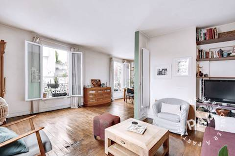 Vente Appartement Gentilly (94250) 97m² 570.000€