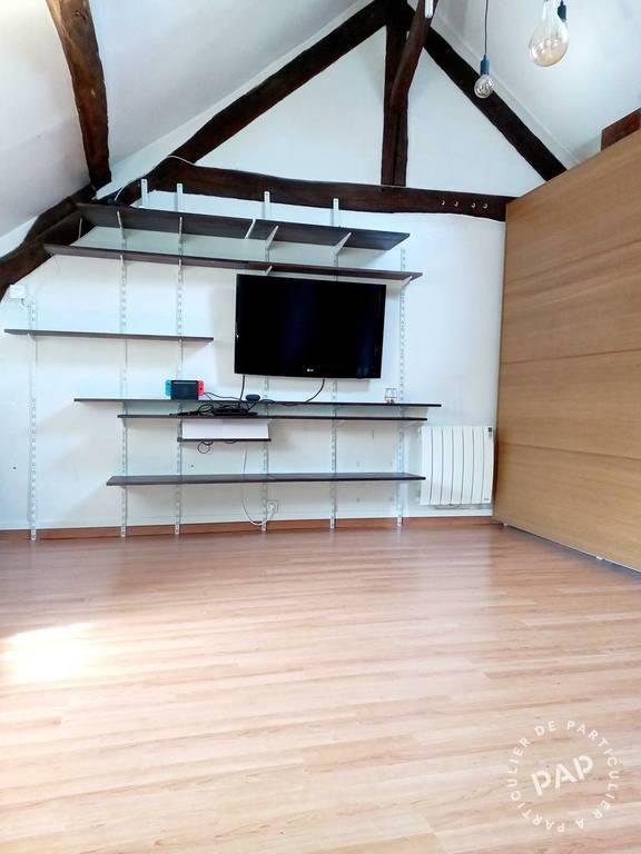Vente appartement studio Pontoise (95)