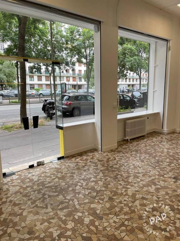 Vente et location Local commercial Paris 16E 72m² 2.950€