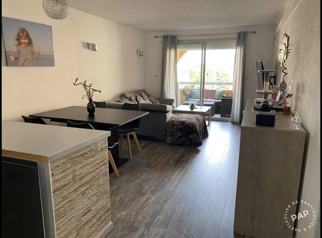Vente Appartement Cavalaire-Sur-Mer (83240) 54m² 275.000€