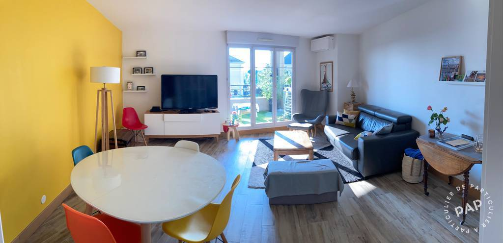 Vente Appartement Magny-Le-Hongre (77700) 83m² 342.000€