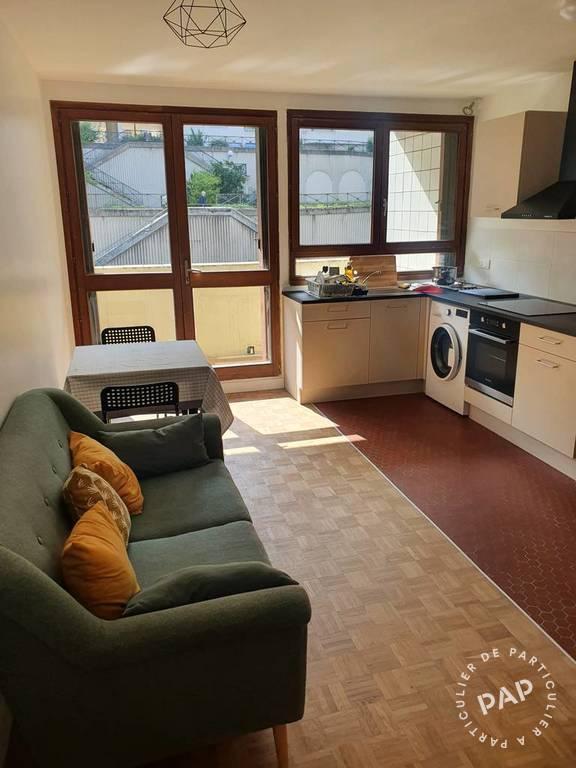 Location Appartement Saint-Cloud (92210) 39m² 1.200€