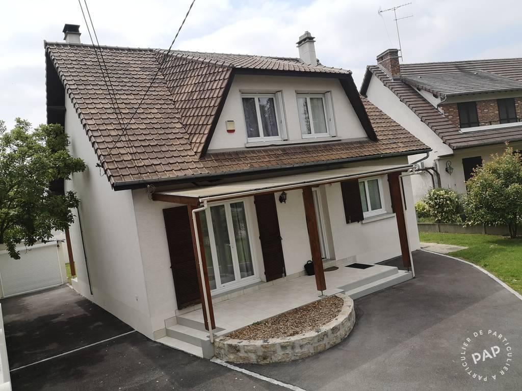 Vente Maison Sainte-Geneviève-Des-Bois (91700) 120m² 459.000€