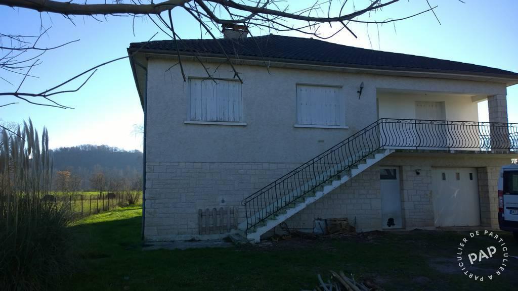 Vente Maison Prudhomat (46130) 161m² 242.000€