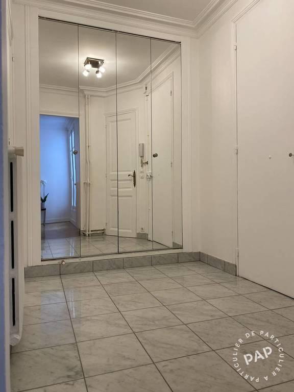 Vente Appartement Paris 17E (75017) 58m² 679.000€