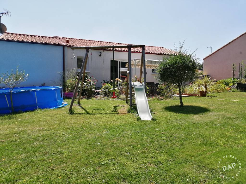 Vente Maison Moutiers-Les-Mauxfaits (85540) 89m² 206.000€
